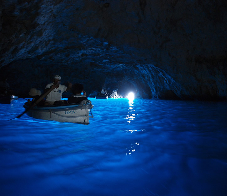 Boat Tour Blue Grotto